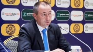 Мъри подкара Левски заради Роман Прохазка, прогнозира успех на ЦСКА-София и в Рига