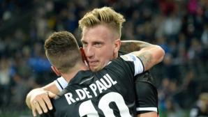 Бивш нападател на Барселона и Милан ще играе в Бразилия