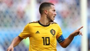 Лаудруп: Азар ми каза, че отива в Реал Мадрид