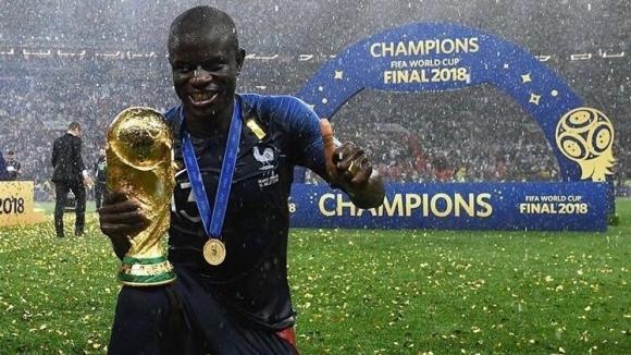 Стана ясно защо Нголо Канте игра слабо на финала
