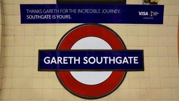 Лондон отдаде неочакване чест на постижението на Англия и Саутгейт