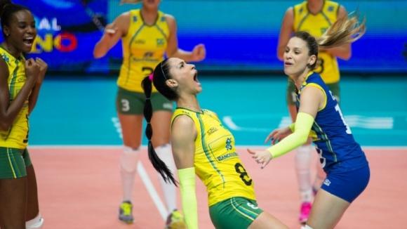 Жаклин Карвальо се оттегля от националния отбор на Бразилия