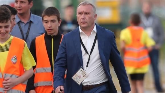 Николай Киров: Проблемите на Левски не ни успокояват, очаквам тежък мач