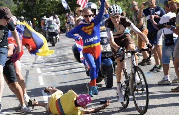 Винченцо Нибали е с фрактура на гръбначни прешлени, аут е от Тур дьо Франс