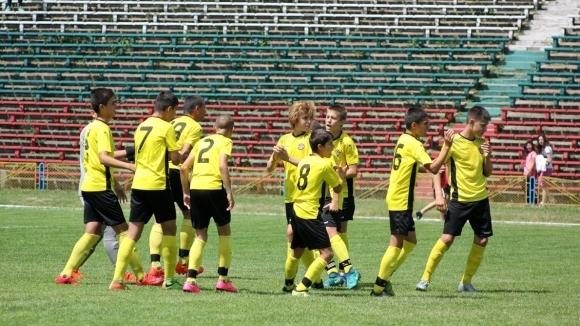 Огромен успех за юношите на Ботев (Пловдив)