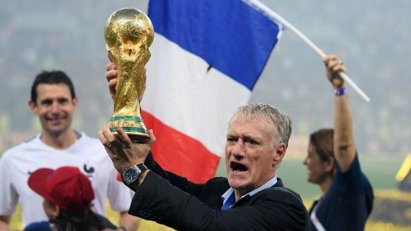 """Дешан: Очаквам французин да спечели """"Златната топка"""""""