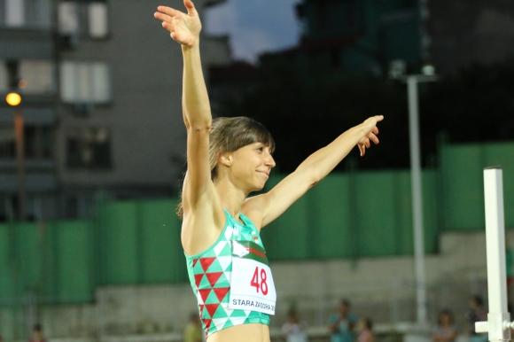 Мирела Демирева: Това бяха най-добрите ми опити над 2 метра