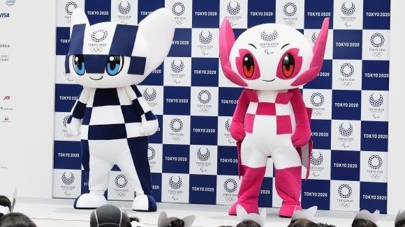 Организаторите на Олимпиадата в Токио представиха талисманите