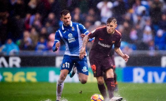 Барселона прие оферта на Евертън за близо 25 млн. евро