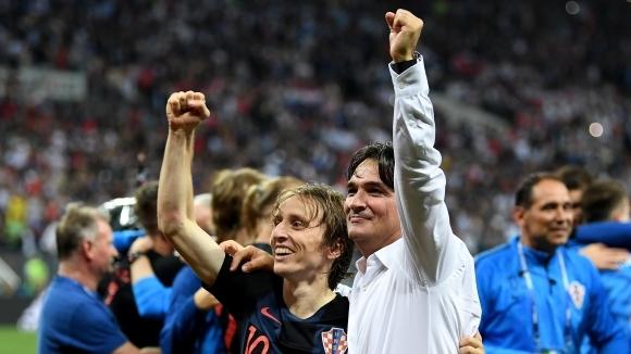 Хърватите даряват заработените 23 млн. евро на детска фондация, Далич с прочувствени думи