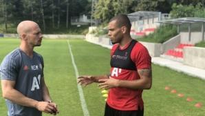 """Мауридес дебютира за """"червените"""" срещу Локо (Пд)"""