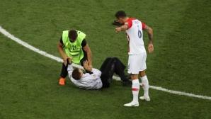 Ловрен: Франция не игра футбол и чакаше грешките на противника