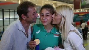 Александра Начева: Отидох с нагласата да взема злато, но не мислех, че ще скоча над 14 метра