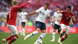 Уникално: Само едно 0:0 на Мондиал 2018