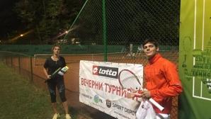 Шестият вечерен турнир на Интерактив тенис започва в понеделник