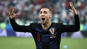 Реал Мадрид оцени Ковачич на 10 млн. по-малко от Кристиано