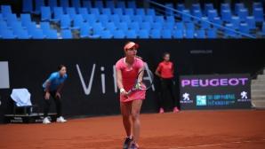 Томова отпадна в първия кръг в Букурещ