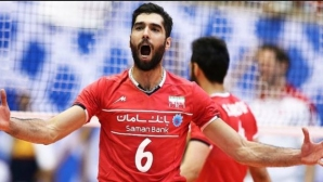 Ирански национал без трансфер в БГ Шчечин