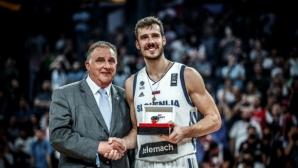 Шеф на ФИБА Европа идва в София за ЕвроБаскет