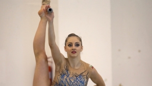 Боряна Калейн спечели контролното на националния отбор, Владинова втора