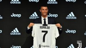 Роналдо пропуска предсезонното турне на Юве в САЩ
