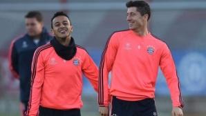 Манчестър Юнайтед се оглежда за двама от Байерн