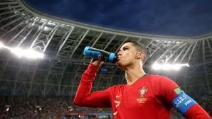 Роналдо започна да плаща на испанската хазна