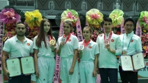 Нови международни медали за българското таекуондо