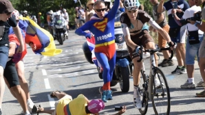 """Винченцо Нибали е с фрактура на гръбначни прешлени, аут е от """"Тур дьо Франс"""""""