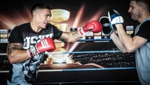 Бившият треньор на Усик шокиран от думите на боксьора