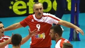 Ивайло Стефанов ще играе в Суперлигата и на 45