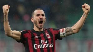 Обрат: Милан ще играе в Лига Европа