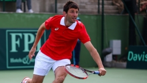 Александър Лазов отпадна на полуфиналите в Австрия