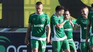 Лудогорец картотекира полски национал за мачовете с унгарския шампион