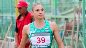 Габи Петрова: Състоянието ми е много добро, просто трябва да си направя бягането