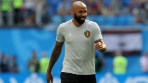 Английски отбор иска Тиери Анри за мениджър