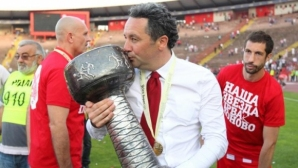 Стоянович вече е в България, води преговори със Спас Русев