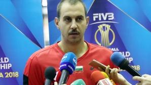 Георги Братоев: Ако ми кажат, че няма риск, за мен ще е удоволствие да играя на Световното (видео)