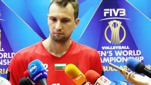 Виктор Йосифов: Многото контузии отслабиха класата на отбора (видео)