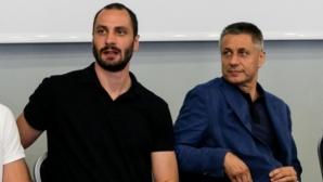 Радостин Стойчев: Дойдох да спечеля полското първенство