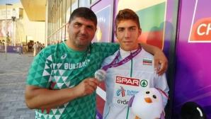 Андриан Андреев: Най-хубавите ни тренировки са на международните състезания