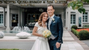 Мартина Хингис се ожени