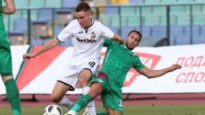 Славия ще спира черна серия срещу Берое на крилете на европобедите