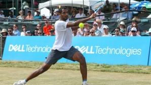 Индиец се класира за финала на турнира по тенис в Нюпорт