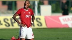 Каранга ги започна и в Китай, бившата звезда на ЦСКА-София спря един от фаворитите с два гола