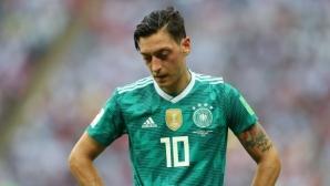 Разочарованият Йозил сложи край на кариерата си в Бундестима