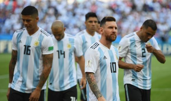 От Аржентинската федерация обявиха решението на Меси