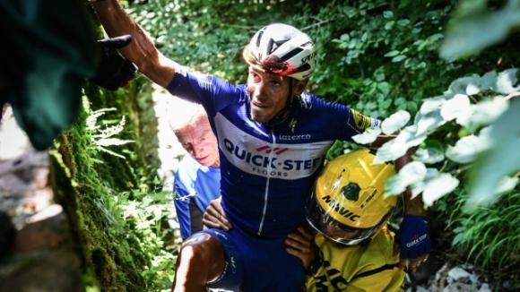 """Тур дьо Франс"" приключи за Филип Жилбер"