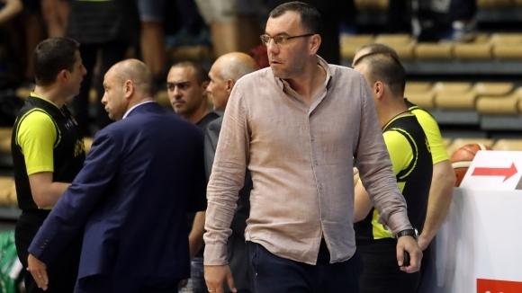Тодор Стойков: Не е лесно да вземеш играчи като Деян и Калоян