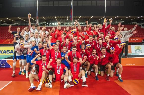 """Русия спечели Евроволей 2018, волейболист на Монтана герой за """"Сборная"""""""